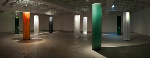 Columns & Wall Sculptures