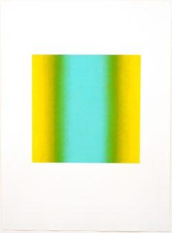 Blue-Green Yellow-Green