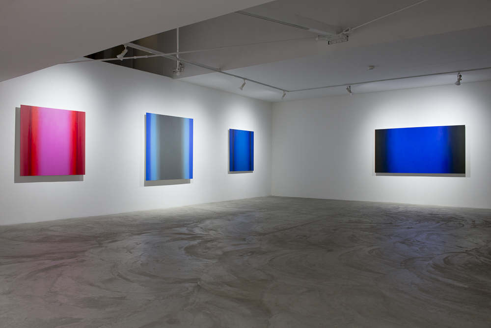 Ruth Pastine at Ace Gallery Beverly Hills, 2016
