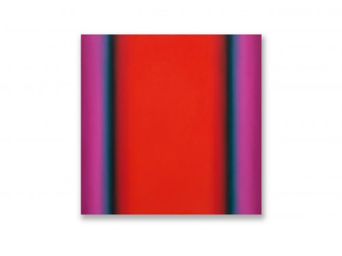 Inevitability of Truth 23-S4848 Square (Red/Green/Red Magenta)