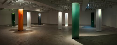 Columns & Wall Sculptures