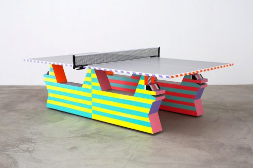 Dog Ping Pong Table