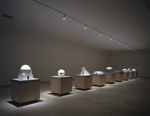 James Turrell: Models of Autonomous Structures
