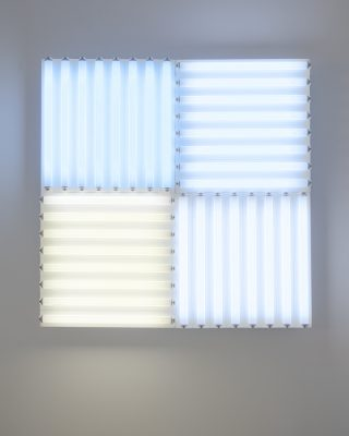 light/SQUARES: Daylight Deluxe/Daylight/Sunlight/Cool White