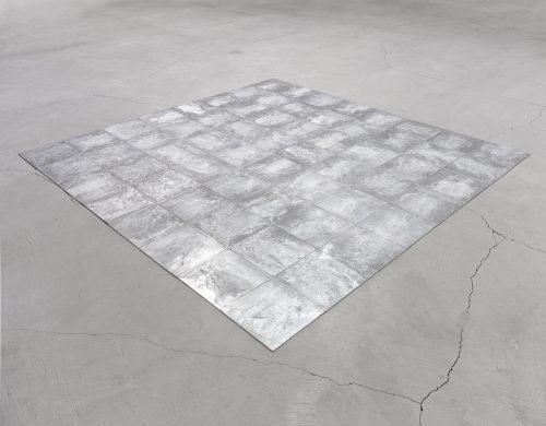 64 Ace Zinc Square